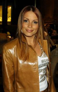 Angie Martinez at the 16th Rock and Roll Hall of Fame Induction Dinner.