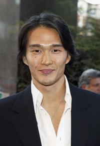 Karl Yune at the screening of