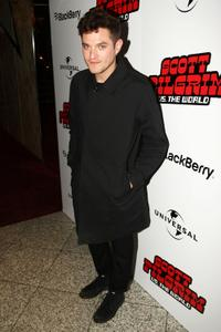 Mathew Horne at the European premiere of