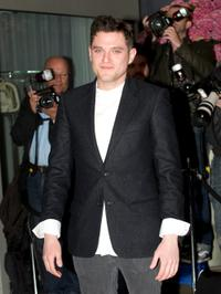 Mathew Horne at the