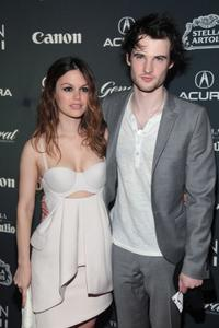 Rachel Bilson and Tom Sturridge at the screening of