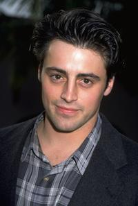 Undated file photo of Matt LeBlanc.