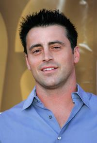 Matt LeBlanc at the NBC TCA All - Star Party.