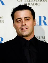 Matt LeBlanc at the Museum of Television & Radio's