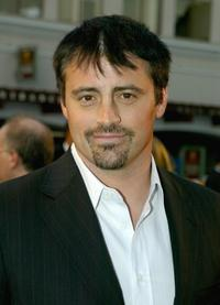Matt LeBlanc at the 30th Annual People's Choice Awards.