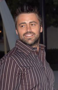 Matt LeBlanc at the Hollywood premiere of