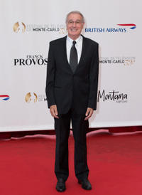 Bernard Le Coq at the opening ceremony of the 53rd Monte Carlo TV Festival.