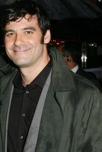 Mather Zickel at the premiere of