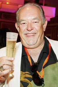 Robin Leach at the after party of the Las Vegas premiere of