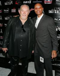 Robin Leach and Ronnie DeVoe at the special screening of