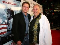 Bill Pullman and Robin Leach at the screening of