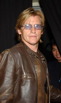 Denis Leary at the Tribeca Film Festival Awards.