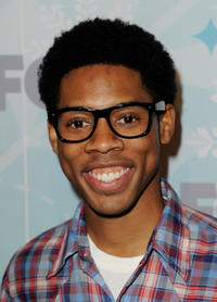 Alphonso McAuley at the Fox TV's TCA All-Star party in California.
