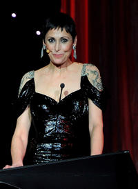 Maria Barranco at the Goya cinema Awards 2011 in Spain.