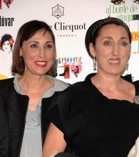 Maria Barranco and Rossy de Palma at the 20th Anniversary screening of