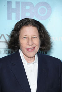 Fran Lebowitz at the New York premiere of