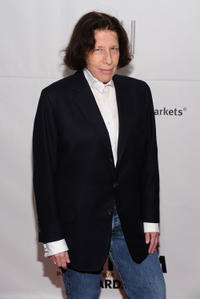 Fran Lebowitz at the IFP's 20th Annual Gotham Independent Film Awards in New York.
