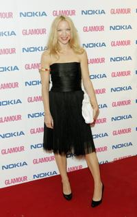 Natalie Press at the Glamour Women Of The Year Awards.