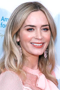 Emily Blunt at the 13th Annual American Institute for Stuttering Benefit Gala in New York City.