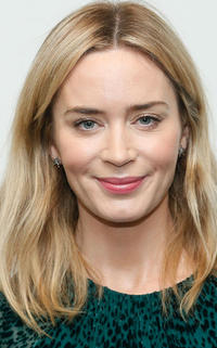 Emily Blunt at the Academy of Motion Pictures Arts and sciences official screening of