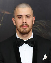 Toby Kebbell at the world premiere of