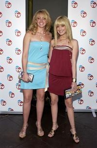 Jennifer Tisdale and Ashley Tisdale at the
