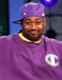 Ghostface Killah at the BET's