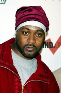 Ghostface Killah at the 3rd Annual Doug Banks Jam Session.