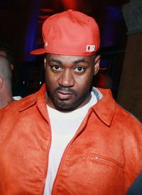 Ghostface Killah at the 2009 VH1 Hip Hop Honors.