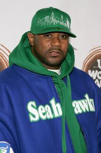 Ghostface Killah at the mtvU Woodie Awards 2006.