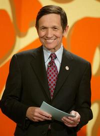 Dennis Kucinich at the Tonight Show with Jay Leno.
