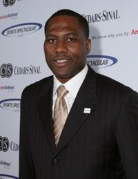Elton Brand at the 22nd Annual Cedars-Sinai Sports Spectacular.