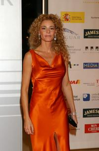 Belen Rueda at the European Film Awards 2004.