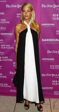 Belen Rueda at the New York Film Festival premiere of