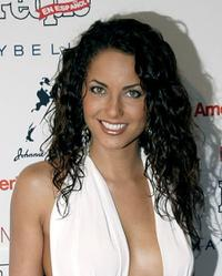 Barbara Mori at the
