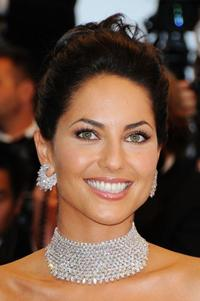 Barbara Mori at the premiere of