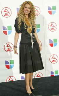 Barbara Mori at the 6th Annual Latin Grammy Awards.