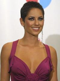 Barbara Mori at the 8th Annual latin Grammy Awards.
