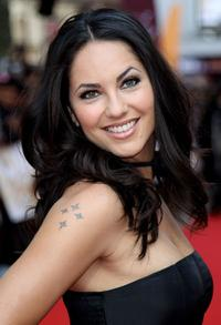 Barbara Mori at the European premiere of