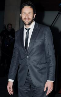 Chris O'Dowd at the BAFTA Video Games Awards.