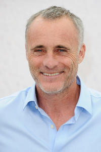 Timothy V. Murphy at the photocall during the 53rd Monte Carlo TV Festival.