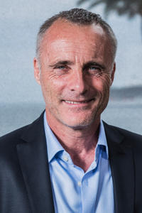 Timothy V. Murphy at the portrait session during the 53rd Monte-Carlo TV Festival.
