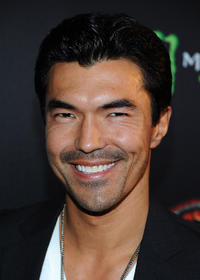 Ian Anthony Dale at the launch of