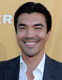 Ian Anthony Dale at the NBC Universal's 2010 TCA Summer party in California.