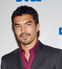 Ian Anthony Dale at the TV Guide's Second Annual Emmy After Party.