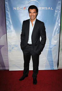 Ian Anthony Dale at the NBC Universal 2011 Winter TCA Press Tour All-Star party in California.