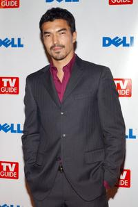 Ian Anthony Dale at the Second Annual Emmy after party.