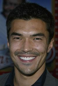 Ian Anthony Dale at the premiere of