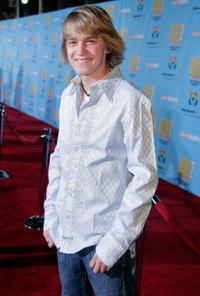 Jason Dolley at the DVD premiere of