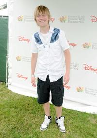 Jason Dolley at the 21st A Time For Heroes Celebrity Picnic.